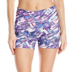 PrAna Purple Luminate Shorts Size Large